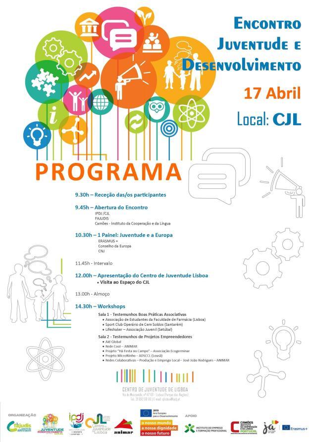 Cartaz_Encontro_Juventude_Desenvolvimento
